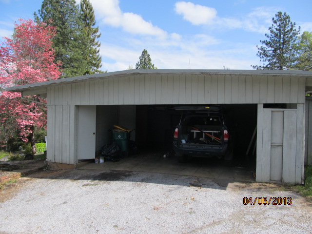 The same carport c. 2013