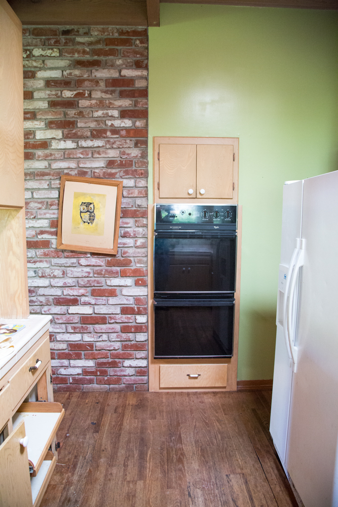 Old Double Oven