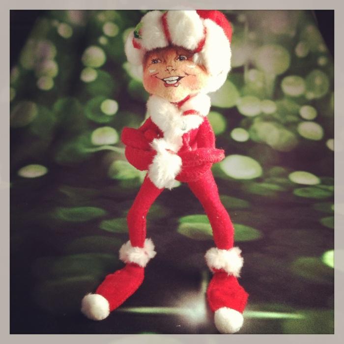 Edmond Elf, our house elf