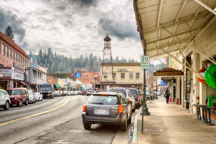Main Street Placerville