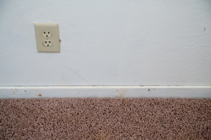 Outlet in Master Closet